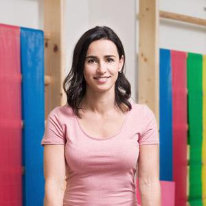 Profilfoto Physiotherapeutin - Inge Hannesschläger