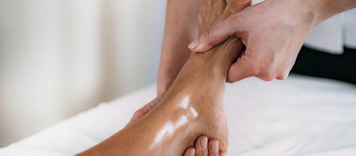 Manuelle Lymphdrainage in der Physiotherapie
